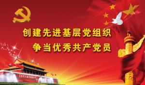 中国共产党--第五章 党的基层组织