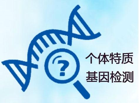 个体特质基因检测